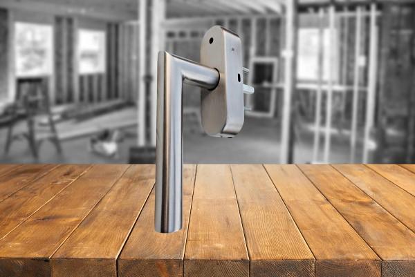 Sicherheits-Alarmgriff Edelstahl, 37mm