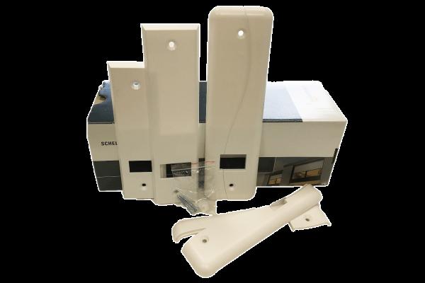 Abdeckplatten in unterschiedlichen Ausführungen und Lochabständen