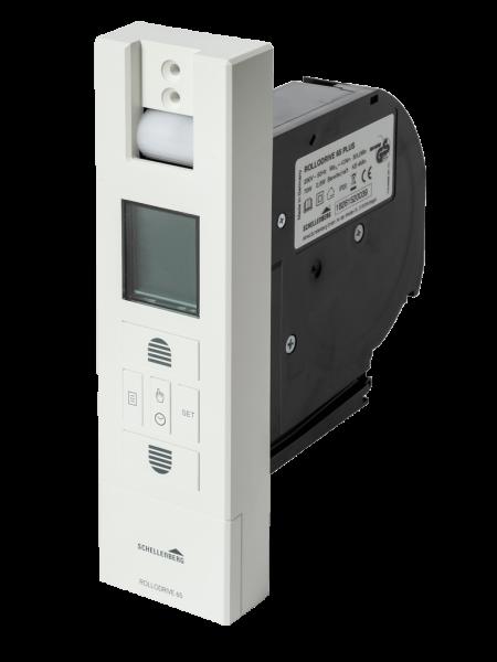 Elektrischer Rolladengurtwickler 6,0 qm UP mit Display