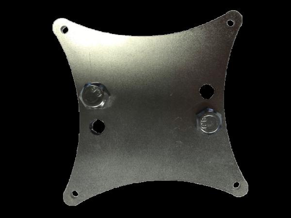 Motorlager-Platte Aufsatzkasten | für Profine RolaPlus