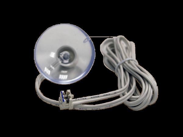 Sonnensensor für elektrische Rolladengurtwickler 4 qm