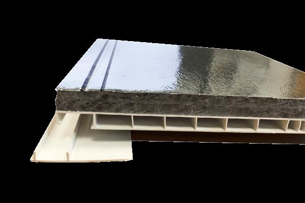 Rolladenkastendeckel | 16 & 19,5 cm | 110 & 160 cm