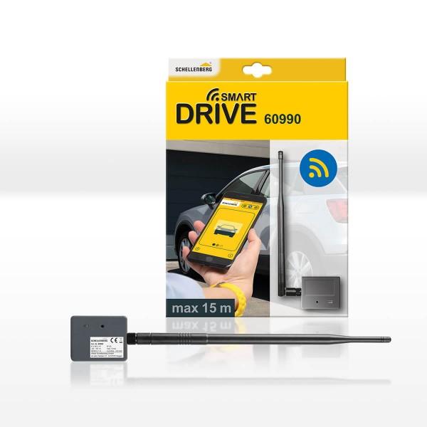 Smartphone Garagentoröffner mit LED