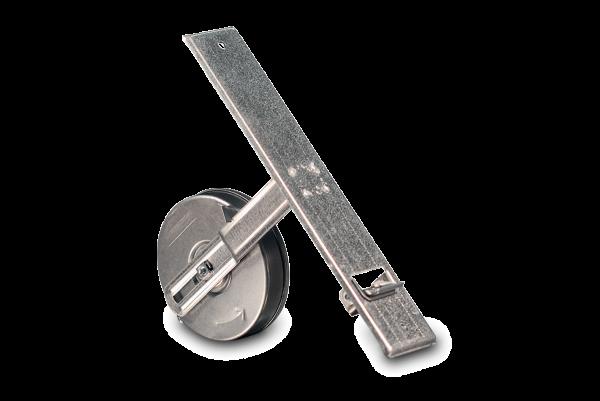 Einlasswickler Maxi Lochabstand 26,0 cm, mit verstellbarer Federt