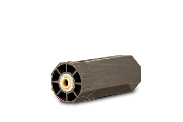 Walzenhülse Mini 40 mm, mit innenliegendem Kugellager