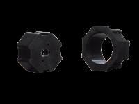 Breit-Adapter für RA45, 60 mm, 8-Kant