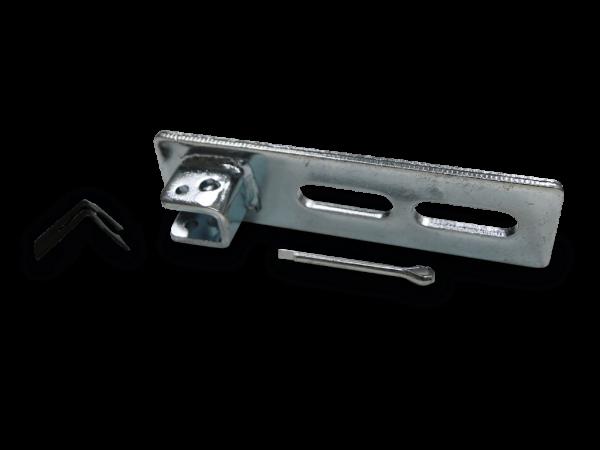 Motorlager | 10 mm, Vierkant, Langloch, Fertigkasten, Standard