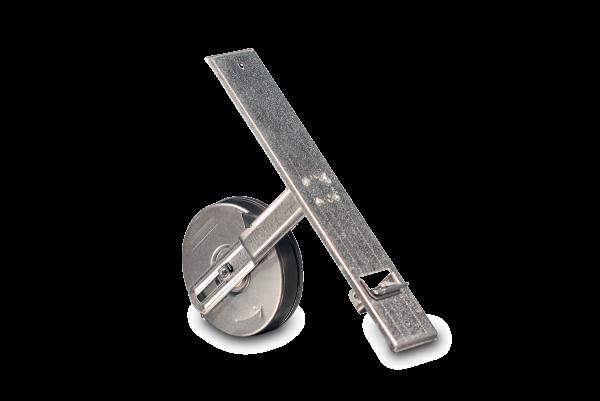 Einlasswickler Maxi 21,5 cm, mit verstellbarer Federtrommel