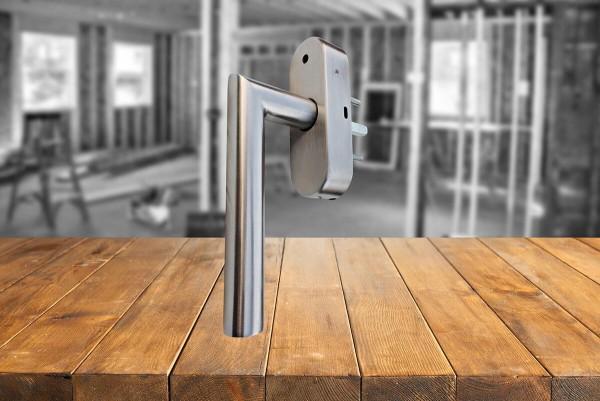 Sicherheits-Alarmgriff Edelstahl, 32mm