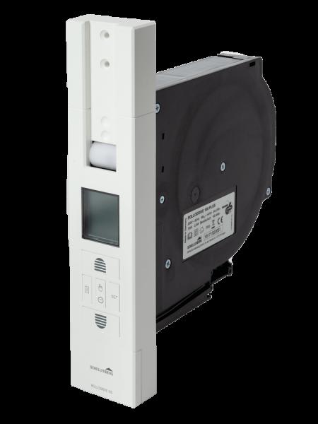 Elektrischer Rolladengurtwickler 10,0 qm UP mit Display
