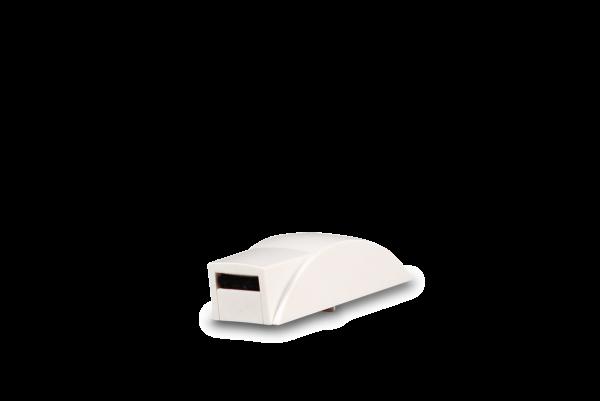 Gurtführung Mini Duo Plus mit Laufrolle u. Zugluftdichtung
