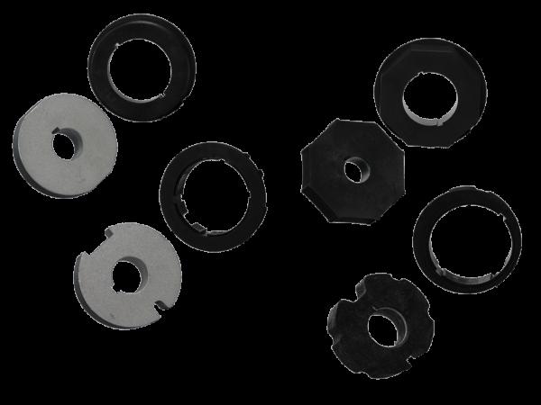 Adapter-Sets für Rohrmotoren der Baureihe RA59
