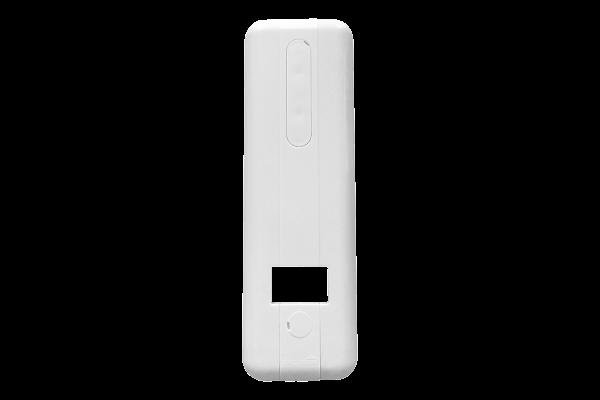 Abdeckplatte Flexo 10,5 bis 16,0 cm - weiß